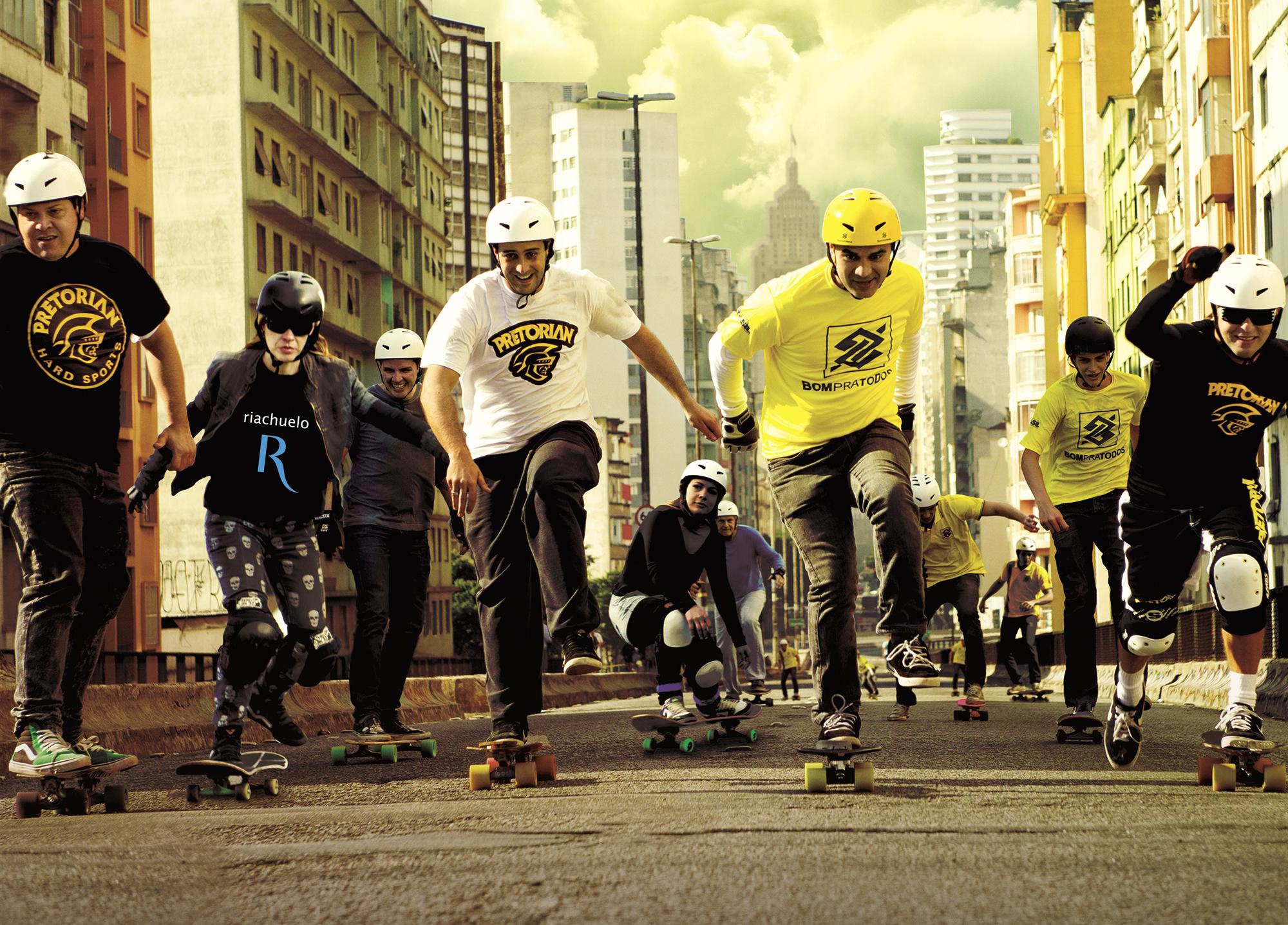 Skate-Run