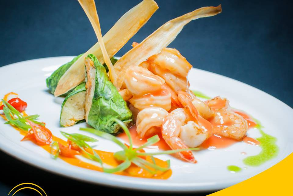 Preparado pelo Chef Edvaldo Francisco de Lima