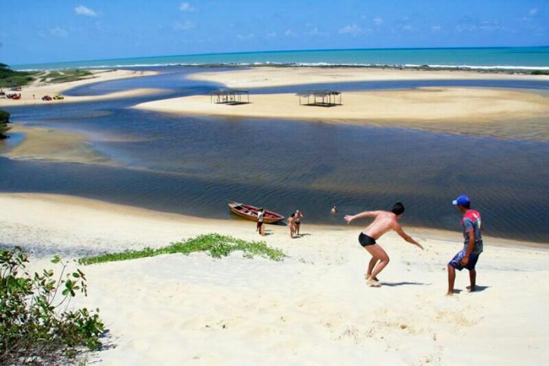 Rio Guaju Sagi