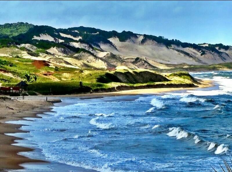 Praia do Sagi