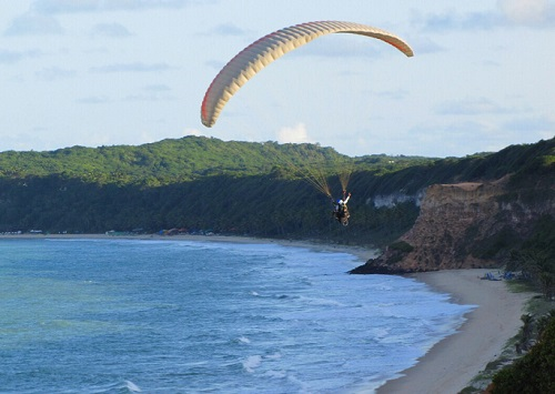 Praia de Cacimbinhas Tibau do Sul